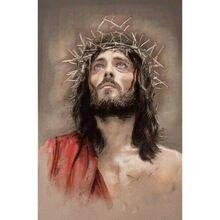 5d алмазные картины «сделай сам» с изображением Иисуса Христа