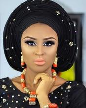 Conjunto de joyería de collar de Coral auténtico para novias, conjunto de joyas de cuentas de Coral africano para boda nigeriana, cuentas de oro para fiesta de Dubái CNR319