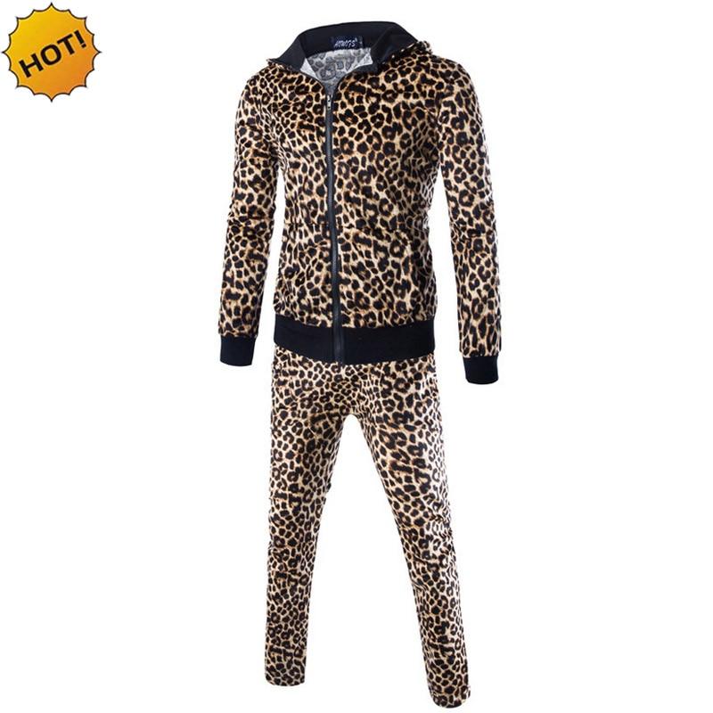 HOT 2016 indoor Autumn winter Gold and grey Leopard grain Cardigan font b Hoodies b font