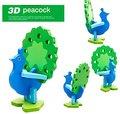 3D Wodden прекрасный животных для детей образовательные игрушки различных типов для вашего выбора