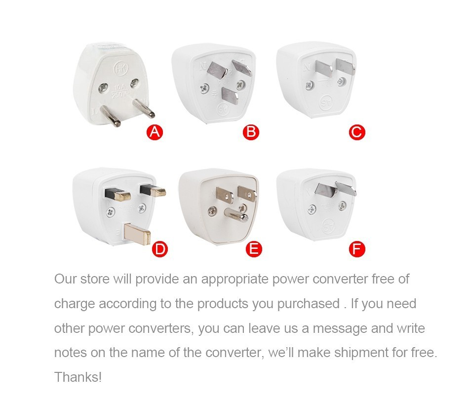 free gift adapter