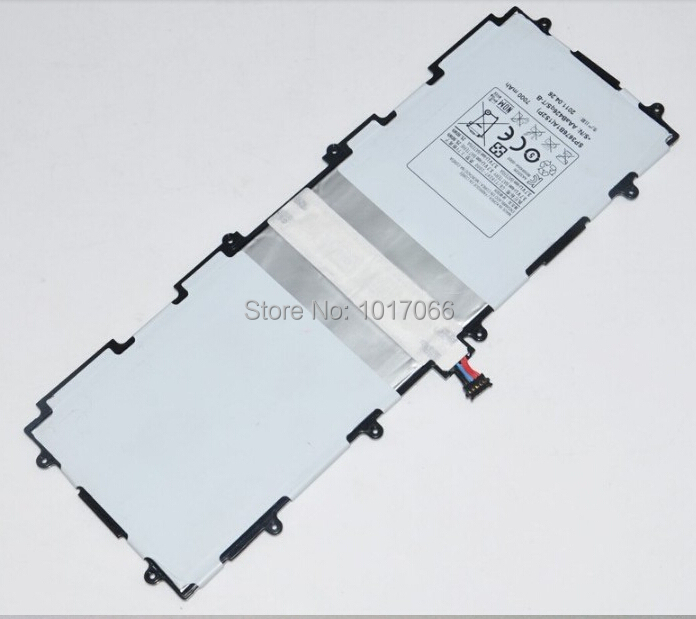 original Full Capacity 7000mAh for Samsung Galaxy Note 10 1 Tab 2 N8000 P5110 P5100 Battery