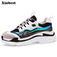 Xinbest Women Running Shoes Brand Summer Breathable Mesh Sports Outdoor Athletic Sport Shoes For Womon Walking