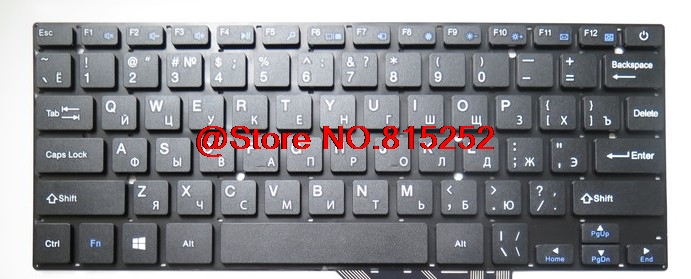 Teclado do Laptop para Digma Citi E600 Es6017ew E222 Es2020ew E302 Es3009ew E201 Es2001ew Novo ru Eua E301 Es3008ew E400 Es4003ew