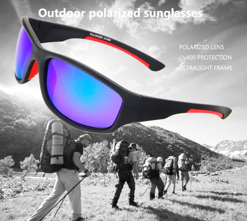 07872e66e2 QuesShark Polarized Fishing Sun glasses – FisherPros