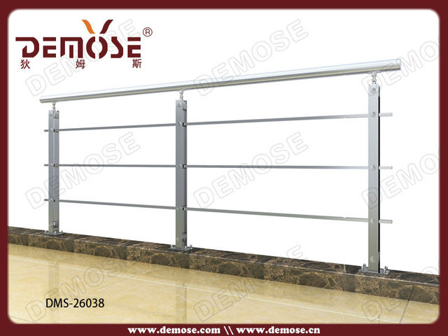 Steel Balcony Railing Designsstainless Steel Railing Pillar On