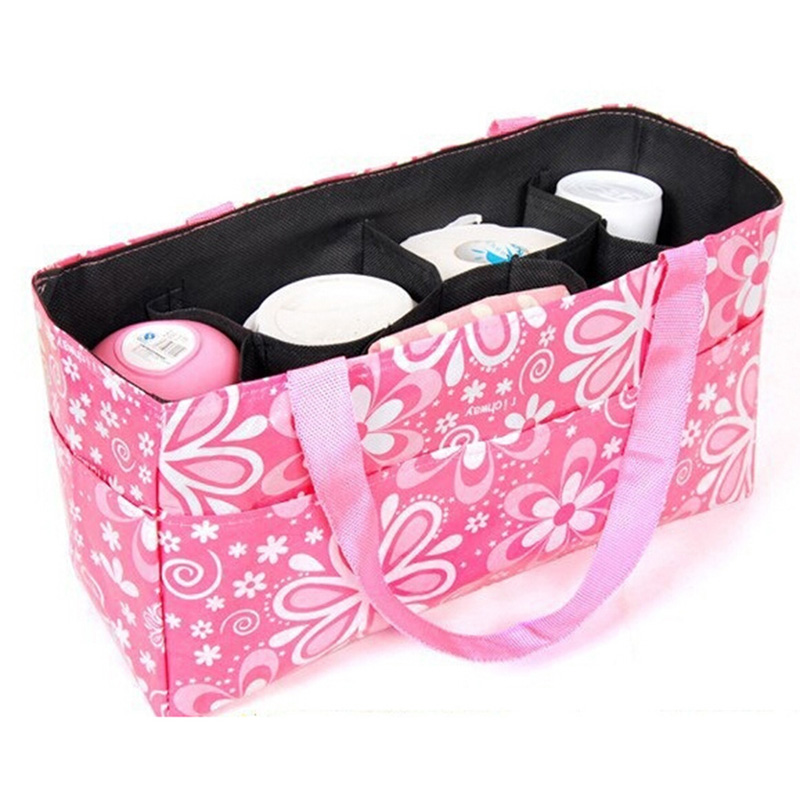 New Multi Functional Separate Bag Portable Mommy Bag Bottle Storage Nappy Maternity Handbag Baby Tote Diaper Organizer