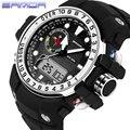 SANDA Outdoor Sport Watch Men Military Electronic Wrist Watches Shockproof Waterproof Xfcs LED Relojes Digital Shock Wristwatch