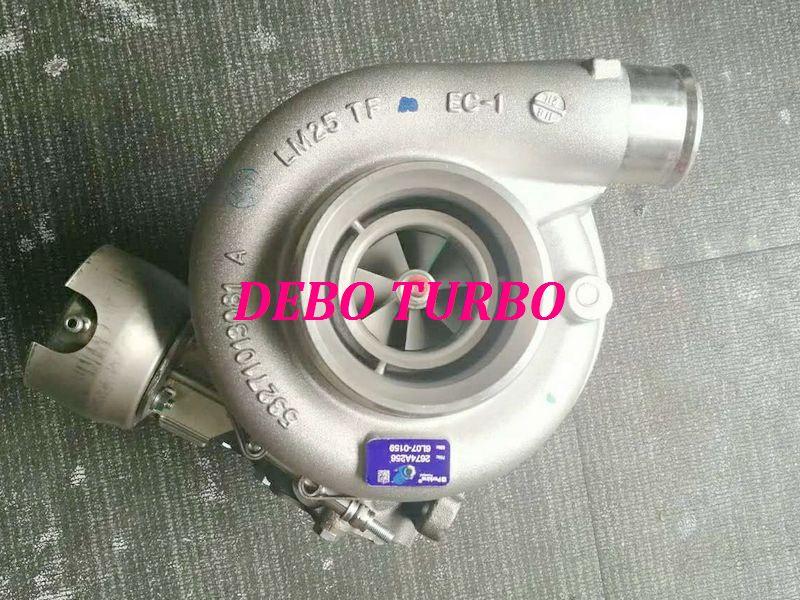 Nieuwe 2674a256 2674a237 10709880002 Turbo Turbo Voor Kat 320d-v2 323d Graafmachine Perkin * S C6.6 6.6l 103kw 110kw Gebruiksgoederen