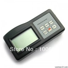 Buy online VM-6360 Digital Vibration Meter Tester Vibrometer with CD Software and RS232 Cable Fast Shipping