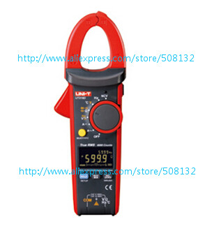 UNI T UT216D UT 216D 600A True RMS Digital Clamp Meters UT216D