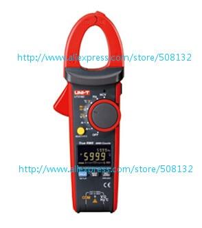 UNI T UT216D UT 216D  600A True RMS Digital Clamp Meters UT216D-in Clamp Meters from Tools    1