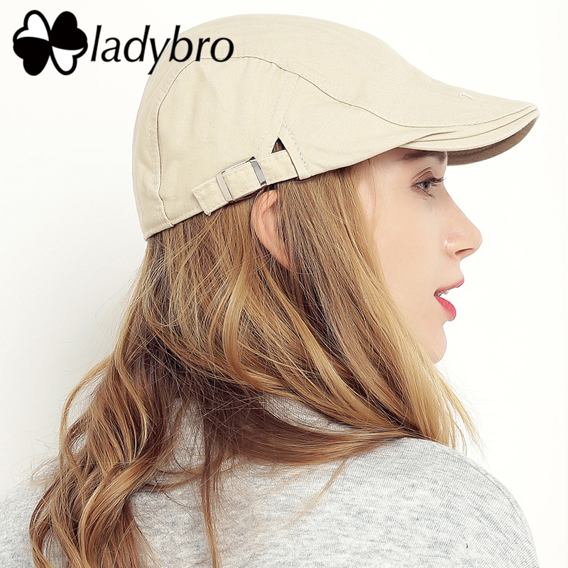 Ladybro Marke Frauen Cap Männer Visor Cap Männlich Hut Weiblich - Bekleidungszubehör - Foto 3