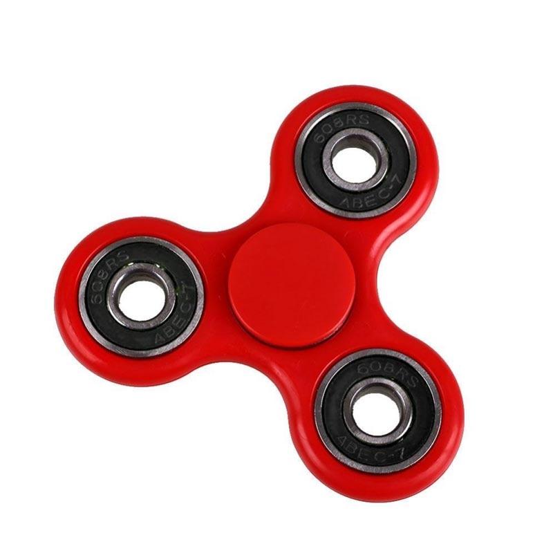 Ręcznie Spinner Finger gyro Fidget Spinner Zabawka Plastikowa EDC - Zabawki antystresowe - Zdjęcie 2