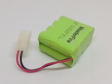 MasterFire New 9.6V AA 1800mAh Ni-Mh Battery Rechargeable NiMH Batteries Pack Free Shipping