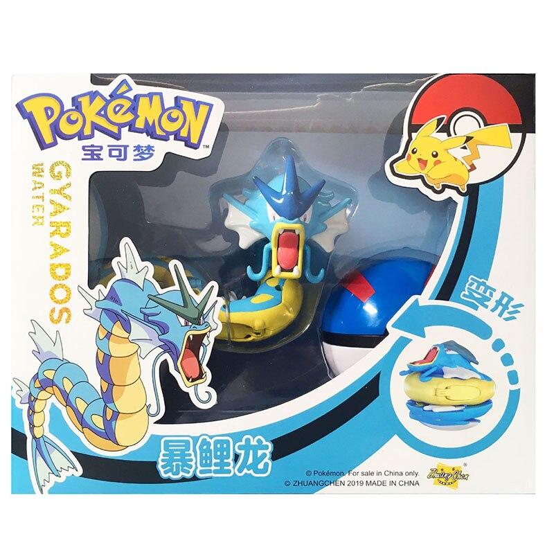 Pokemon In Pokeball Capsule Toys 4