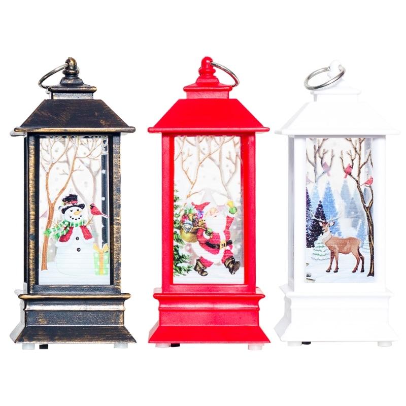 High Quality Christmas Decoration Candlestick Pendant Xmas