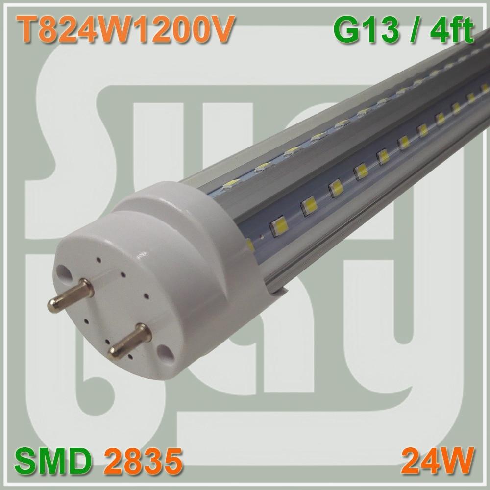 Free Shipping V shaped T8 font b LED b font font b Tube b font font