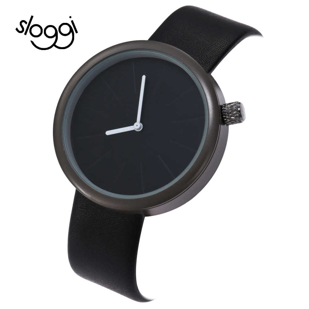 9b0c748bdc0b Sloggi Бренды класса люкс Для женщин мода в Японии движение кварцевые часы  женские мужские часы Reloj