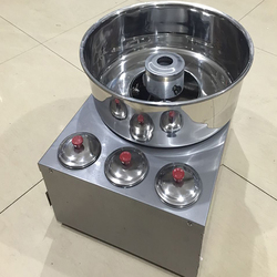 commercial cotton candy machine Factory Direct Selling fancy brushed/electric gas cotton candy floss machine 1pc