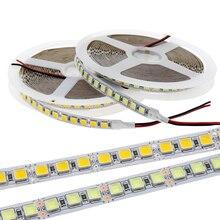 5 м 5054 Светодиодная лента Диодная лента DC 12 V 300 600 светодиодный s Высокий люмен Ультраяркий 5050 Модернизированная версия светодиодный свет ленты