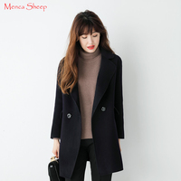 High Quality Women Cardigans 100% Cashmere Jackets Winter Warm Thicker Coats Ladies Fashion Longer Clothes Hot Sale Fashion Tops