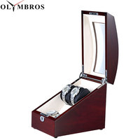 Piano Print Watch Box Watch Winders Fashion Automatic Mechanical Watch Storage Gift Boxes New Watch Display