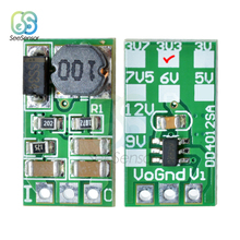 DD4012SA 1A DC 5-40V to 3V 3.3V 3.7V 5V 6V 7.5V 9V 12V Regulator DC-DC Buck Step-Down Converter Module Board