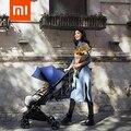 Xiaomi MiTU Складная коляска многофункциональная тележка чехол для младенцев легкий портативный тележка путешествия алюминиевая детская коляс...