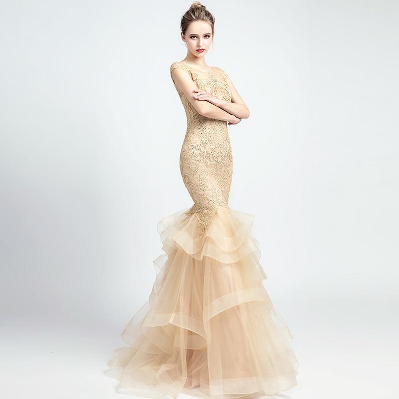 Formal Prom Mermaid Last