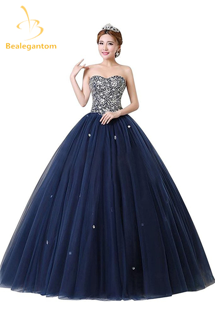 Bealegantom Ball Gown Quinceanera Dresses Floor Length 8f943528823b