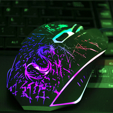 Snigir бренд USB Проводная оптическая компьютерная ПК ноутбук игровая мышь DPI игра LED геймерские мыши для Dota csgo геймеров souris arc