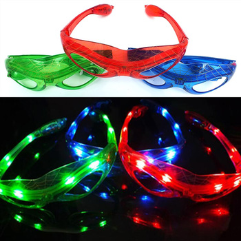 New LED flash glasses toys holiday party ball light glasses toys new diy app control multi lingual quick flash led party luminous glasses usb charge christmas concert light toys glow sunglasses