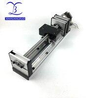 Heavy Load X Y Z Axis Sliding Table Cross Slide SFU1605 Ballscrew Linear Stage Motion Actuator 100 1000MM