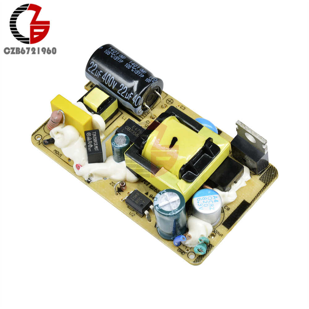 110 V 220 V Switching Power Supply Modul AC-DC 100-240 V untuk 5 V 2.5A Tegangan Regulator Switch power Transformer Converter 2500mA
