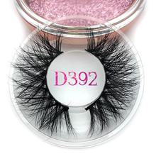 Mikiwi 30 styles 3D Mink Lashes Thick HandMade Full Strip Lashes Cruelty Free Luxury Makeu