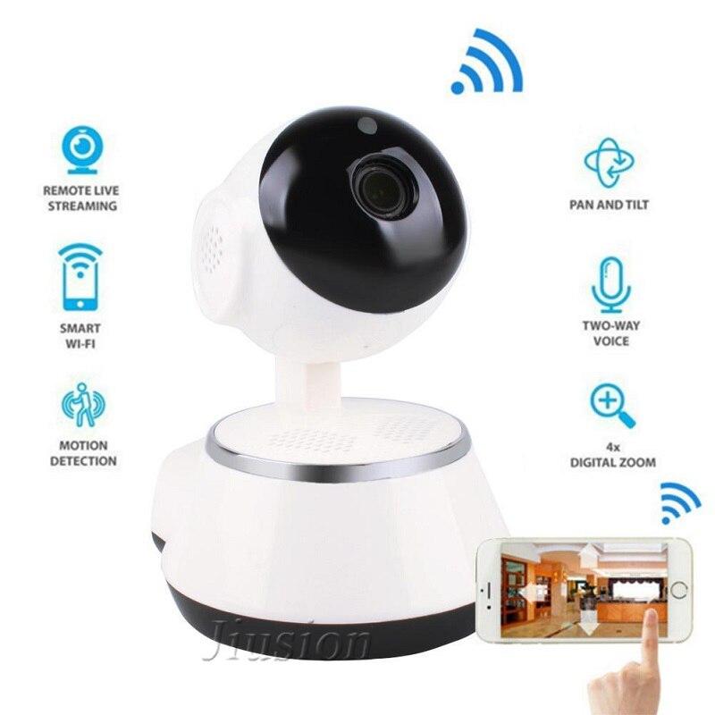 Professional Wifi Camera Surveillance Cam Cloud Storage 2 Way Audio Motion  Detection Night Vision