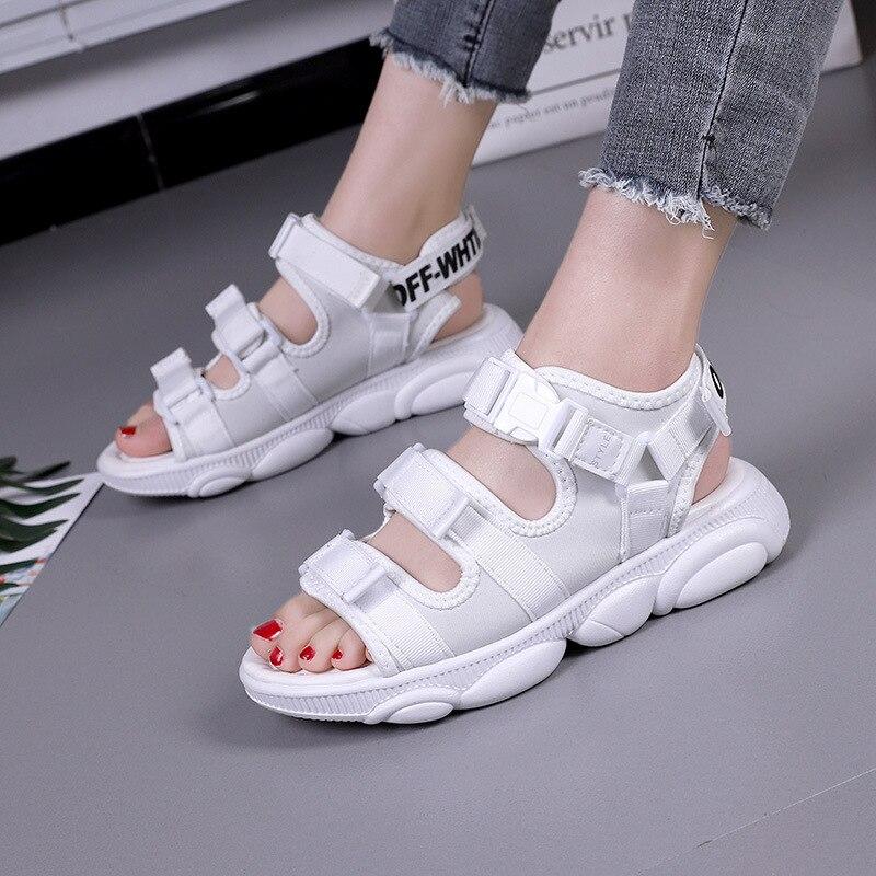 Children's Sandals Summer New Boys And Girls Beach Shoes Big Children Casual Sandals Children's Fashion Sports Sandals