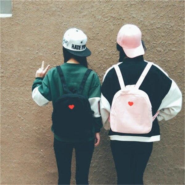 balaÚstres mulheres mochila mini moda Corlor : Black/blue/green/pink