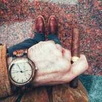 BOBO BIRD Men Watch With Quartz Movement Calendar Clock Wooden Strap Wristwatches Dress relogio B-O26