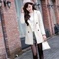 Casaco feminino femme manteau abrigos abrigo de invierno mujeres abrigo largo de lana abrigos mujer chaqueta de invierno mujeres manteaux hiver femme 2016
