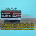450 V100 UFs 100 UF450 V электролиза электрический емкость 18X35 s