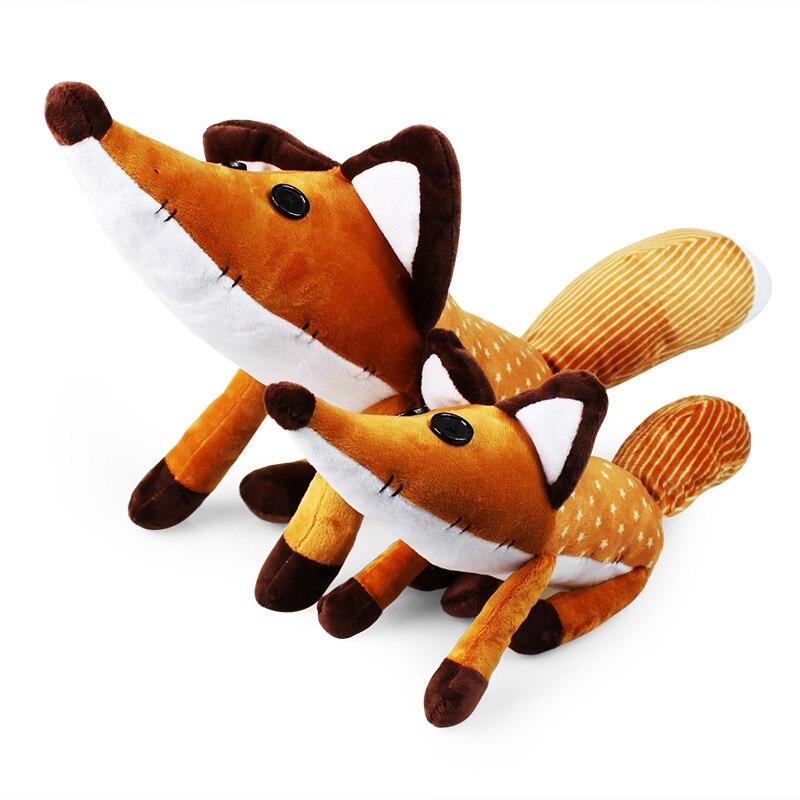 1pcs 40cm The Little Prince Le Petit Prince Plush Toy Fox Animals Stuffed Doll