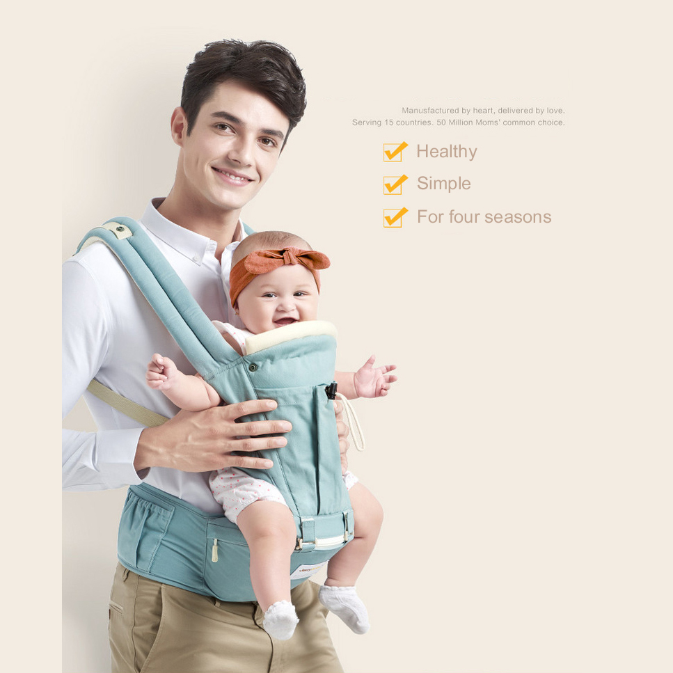2017 New Design Good Qulity Baby Carrier Hip Seat Top Baby Sling