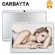 CARBAYTA S109 10,1 дюймов Octa Core Android 8,0 Tablet PC Dual SIM карты Камера 3g Телефонный звонок планшета Google WI-FI gps Bluetooth