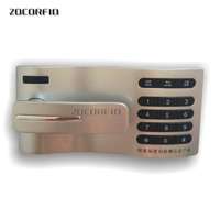 Dry battery Solid Steel Electronic Safe Box With Digital Keypad Lock Jewelry Storage Case Safe Money Cash Storage Box