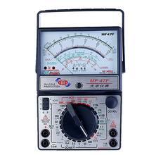 Ty MF-47F tipo analógico multímetro/totalmente funcional/ac circuito para determinar a linha de fogo.