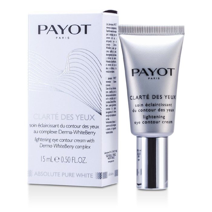 Payot - Absolute Pure White Clarte Des Yeux Lightening Eye Contour Cream sisley eye and lip contour cream