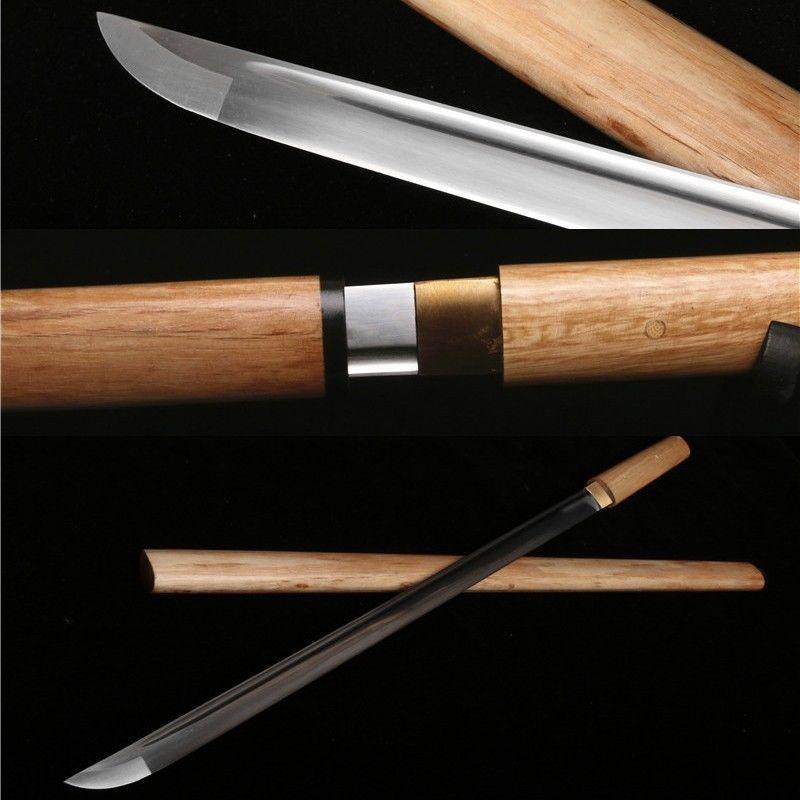39' CARBON STEEL BLADE SCULPTURE HAND MADE JAPANESE SWORD KATANA