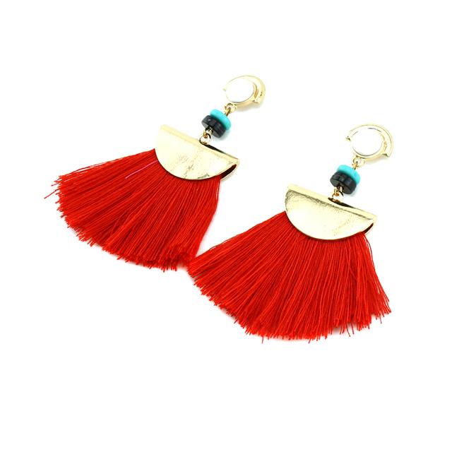 Bohemia Tassel Earrings Party